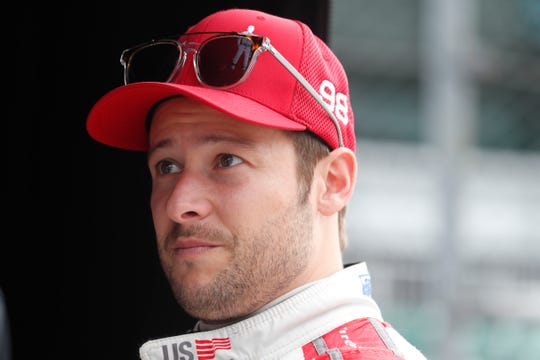 Marco Andretti is entering his 15th IndyCar season.