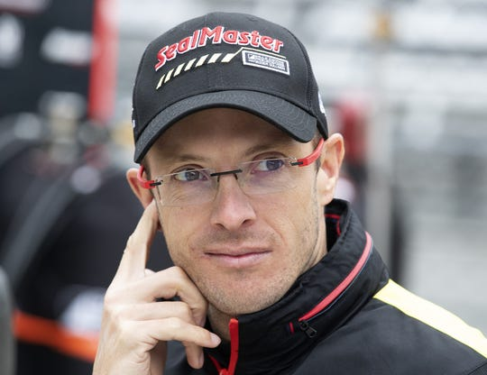 Sebastien Bourdais will drive the No. 14 for A.J. Foyt Racing in four IndyCar Series races this season.