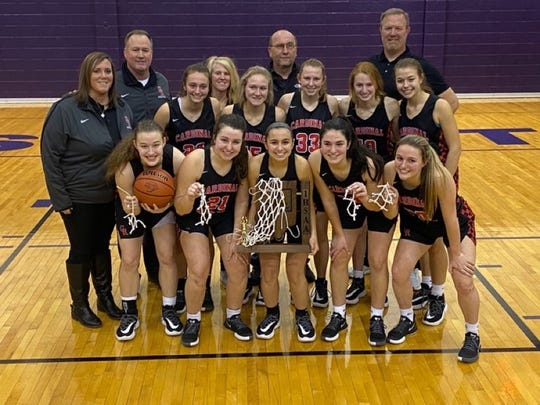 Cardinal Ritter will play Brownstown Central in the regional opener on Saturday.