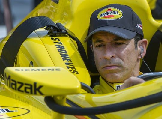 Helio Castroneves will seek a fourth Indianapolis 500 title in 2020. He won in 2001, '02 and '09.