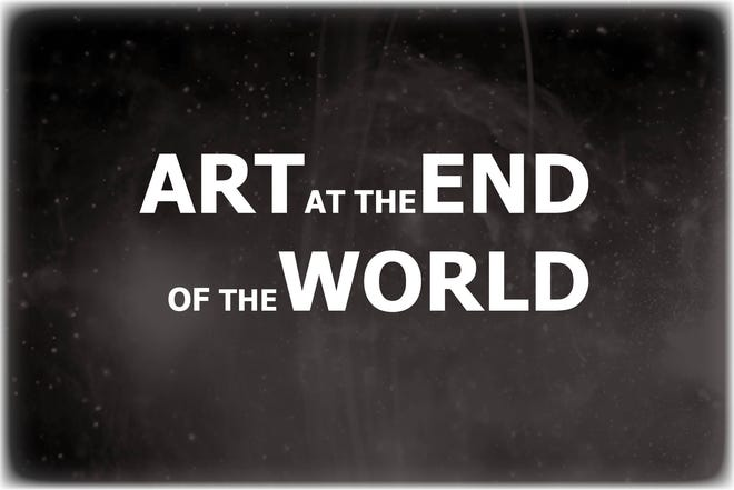Art at the End of the World logo image