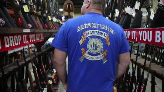 How a college student, a felon and 90K followers turned Kentucky into a gun sanctuary