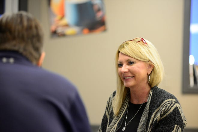 Sherry Branham was appointed by the Richland County Republican Party to serve as councilwoman for Ontario's 3rd ward.