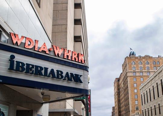 WDIA Radio on Union Ave on Thursday, Feb. 13, 2020.