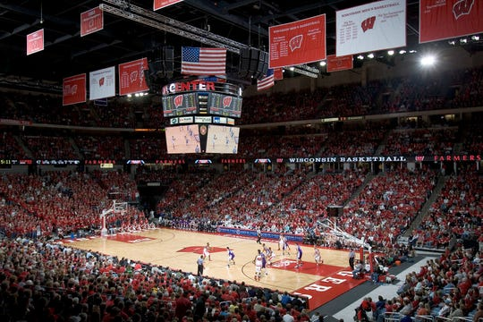 A multi-level addition to the Kohl Center will  provide enhanced athletic and academic services as well as new offices for basketball coaches.