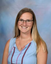 Sarah Kilgore, Cheatham Middle School eighth-grade math teacher, was named a 2019-2020 District Wide Teacher of the Year.