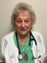 Barbara Wilson, a Licensed Practical Nurse who has volunteered at the Licking County Community Health Clinic since it opened in 1992, has received the Community Volunteer of the Year award from Ohio's Charitable Healthcare Network.