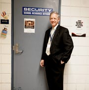Shawn Rowley is the new Director of School Safety and Security for the Plymouth-Canton School District.