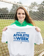 Athlete of the Week - Pensacola High School soccer player - Shannon Duffy -  Thursday, Feb. 13, 2020.