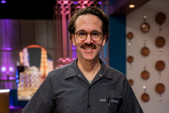 Jeff Kraus, owner and head chef of Crepe Bar in Tempe