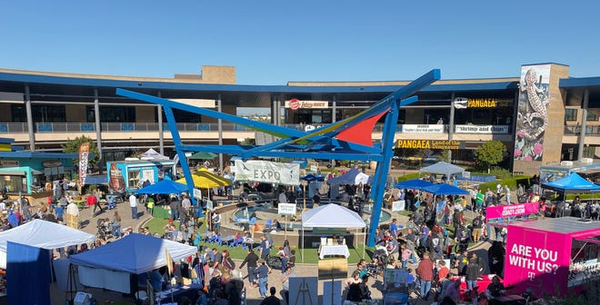 Officials from OdySea in the Desert announced Thursday the venue will rebrand as the Arizona Boardwalk.