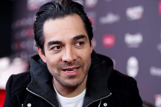 Fotografía fechada el 12 de febrero del 2020, del actor mexicano Omar Chaparro, durante una entrevista con Efe en Ciudad de México (México).