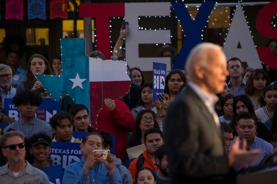 Texas, un bastión clave para los candidatos.