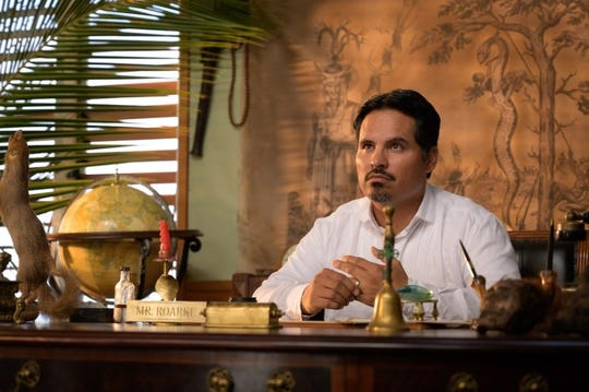 """Michael Pena stars in """"Fantasy Island,"""" playing at Regal West Manchester, Queensgate Movies 13 and R/C Hanover Movies."""