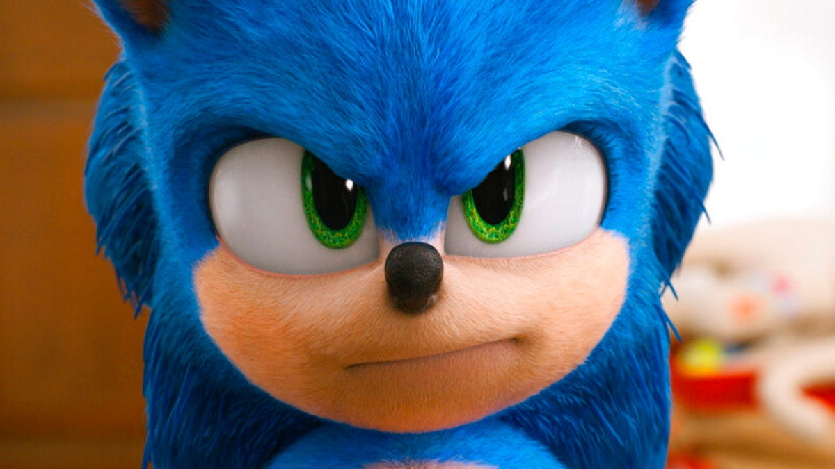 Sonic The Hedgehog Is A Surprisingly Good Time