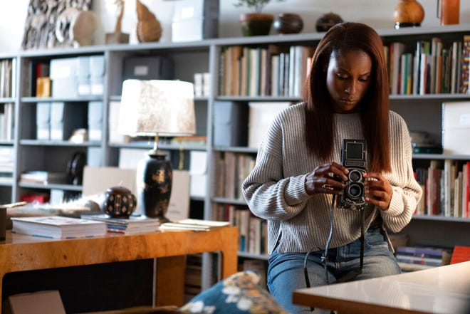 """Issa Rae stars in """"The Photograph,"""" playing at Regal West Manchester, Queensgate Movies 13 and R/C Hanover Movies."""