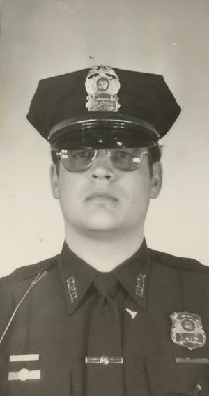 Officer Kenneth Lester
