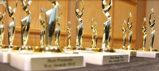 The Roc Awards will be handed out Feb. 23 at a black-tie event.