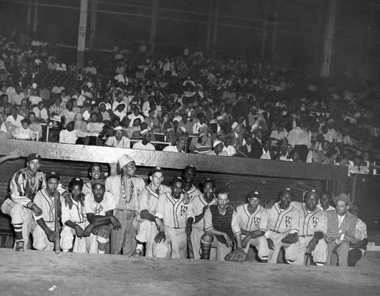 Rochester American Giants, circa 1949