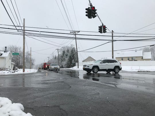The state Department of Transportation is planning a $1.6 million project to improve the intersection at Atlantic Avenue and Five Mile Line Road in Penfield.