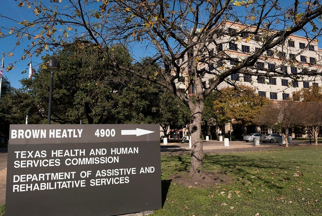 The Brown Heatly Health and Human Services building in Austin.