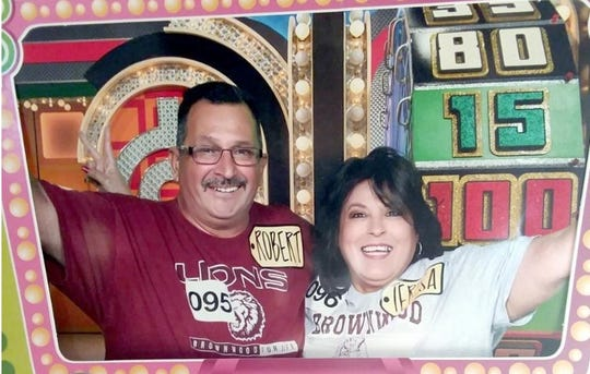 """Brownwood resident Teresa Vazquez won a Chevrolet Sonic on """"The Price is Right""""."""