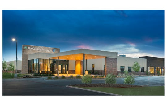 Shannon recently announced construction of a 40-bed Inpatient Rehabilitation Hospital that is a joint venture between Shannon and Encompass Health.