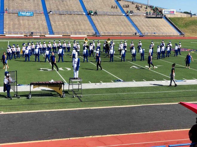 The TLCA band had a freshman qualify for regional band during the past season.