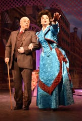 """Springfield Little Theatre's production of """"Hello, Dolly!"""" starring Broadway's Kim Crosby runs through Feb. 23"""