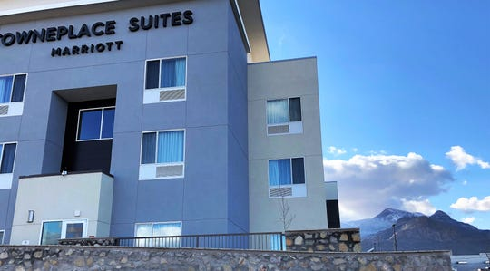 The new TownePlace Suites by Marriott in Northeast El Paso is near Franklin Mountains State Park.