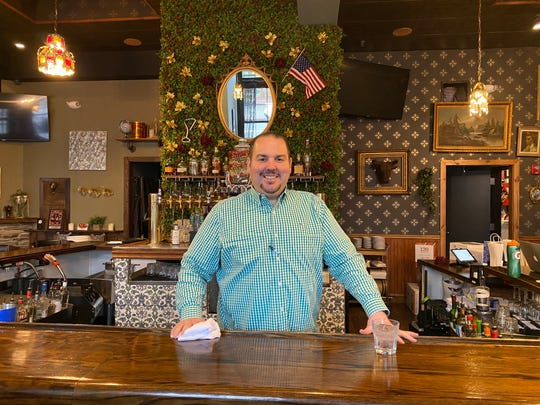 The Rare Bit owner Scott Broccoli is behind the move towards valet parking in Dobbs Ferry.