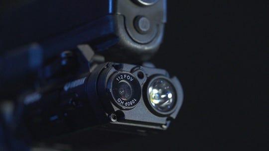 A Viridian Weapon-Mounted Camera.