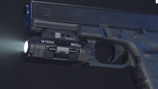 A Viridian Weapon-Mounted Camera.
