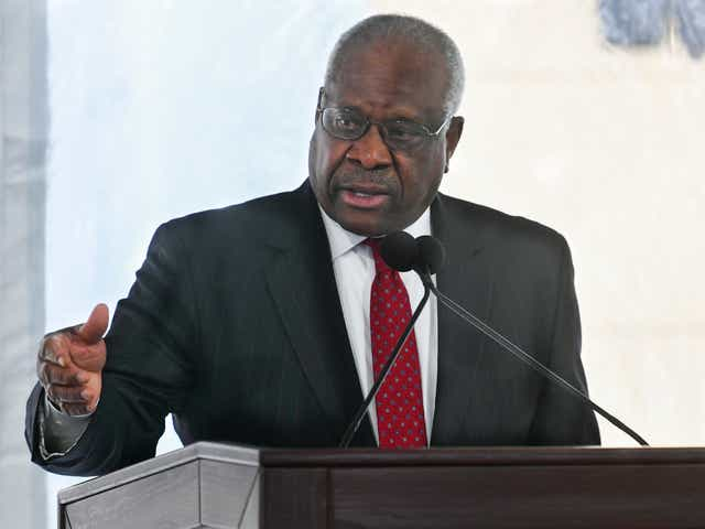 Don't forget Justice Clarence Thomas in Black History Month celebrations