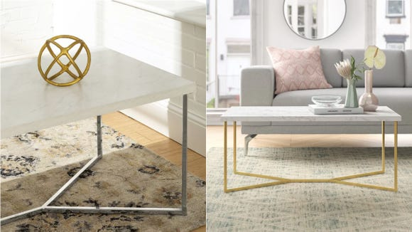This table looks way more expensive than it actually is.