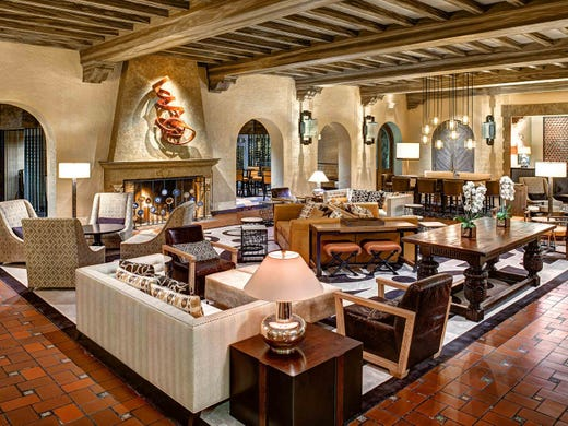 """<strong><a href=""""https://www.historichotels.org/hotels-resorts/the-fairmont-sonoma-mission-inn-and-spa"""">Fairmont Sonoma Mission Inn &amp; Spa</a></strong> (1927) &bull; Sonoma, California &bull; Celebrate the beauty and sophistication of one of California wine country's most romantic destinations. Fairmont Sonoma Mission Inn &amp; Spa is a comprehensive luxury destination resort in Sonoma Wine Country, boasting championship golf, geo-thermal pools, world-class spa and fine dining. Every guest receives a complimentary bottle of wine as well as champagne upon arrival ensuring that the stage is set for romance."""