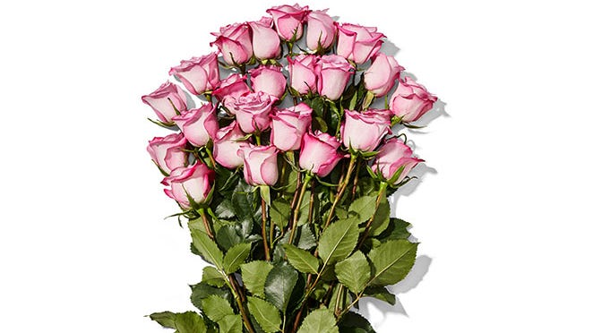 Amazon roses: Prime members get 24 roses for $19.99 at Whole Foods