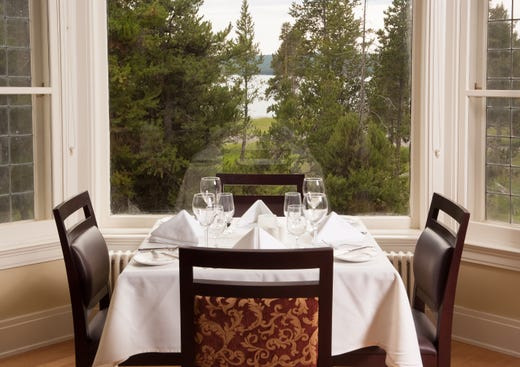 """<strong><a href=""""https://www.historichotels.org/hotels-resorts/lake-yellowstone-hotel-and-cabins"""">Lake Yellowstone Hotel &amp; Cabins</a></strong> (1891) &bull; Yellowstone National Park, Wyoming &bull; Yellowstone&rsquo;s origins trace to the 1800s, when the West was a frontier, still being explored and settled. Today, Yellowstone is essentially unchanged and provides an amazing backdrop for romance. Wild spaces and wildlife remain, though stagecoach roads have been replaced with modern two-lane roads, and some of the original hotels and tent camps have been replaced with newer accommodations. The hotel sits along the shores of Yellowstone Lake with stunning views of the lake available in the lobby, dining room and along the walking paths."""