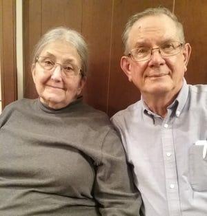 Susan and Glen Blackford