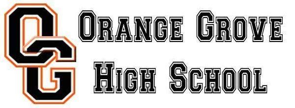 Orange Grove High School logo
