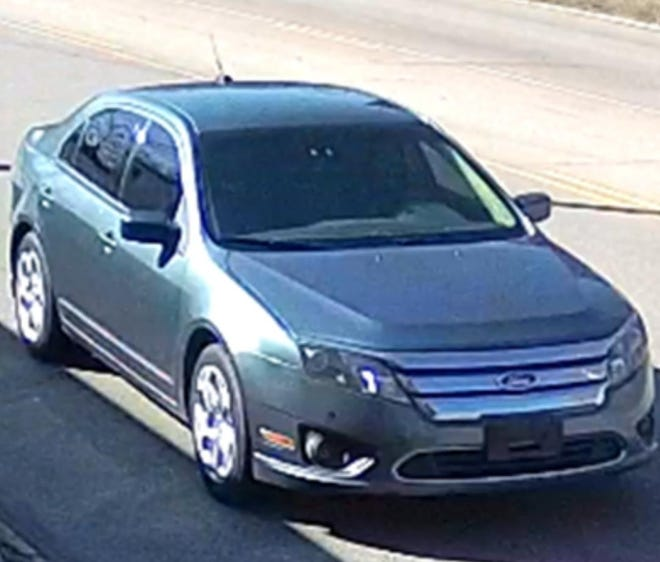 Cincinnati Police are asking for help locating this car.