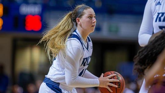 Ryle graduate Lauren Schwartz is a freshman for the Rice women's basketball team.