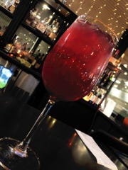 Sangria at 1883 Bar, located in Kroger on the Rhine.