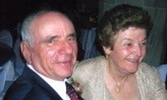 Recent photo of Spiro and Elena Veloff.