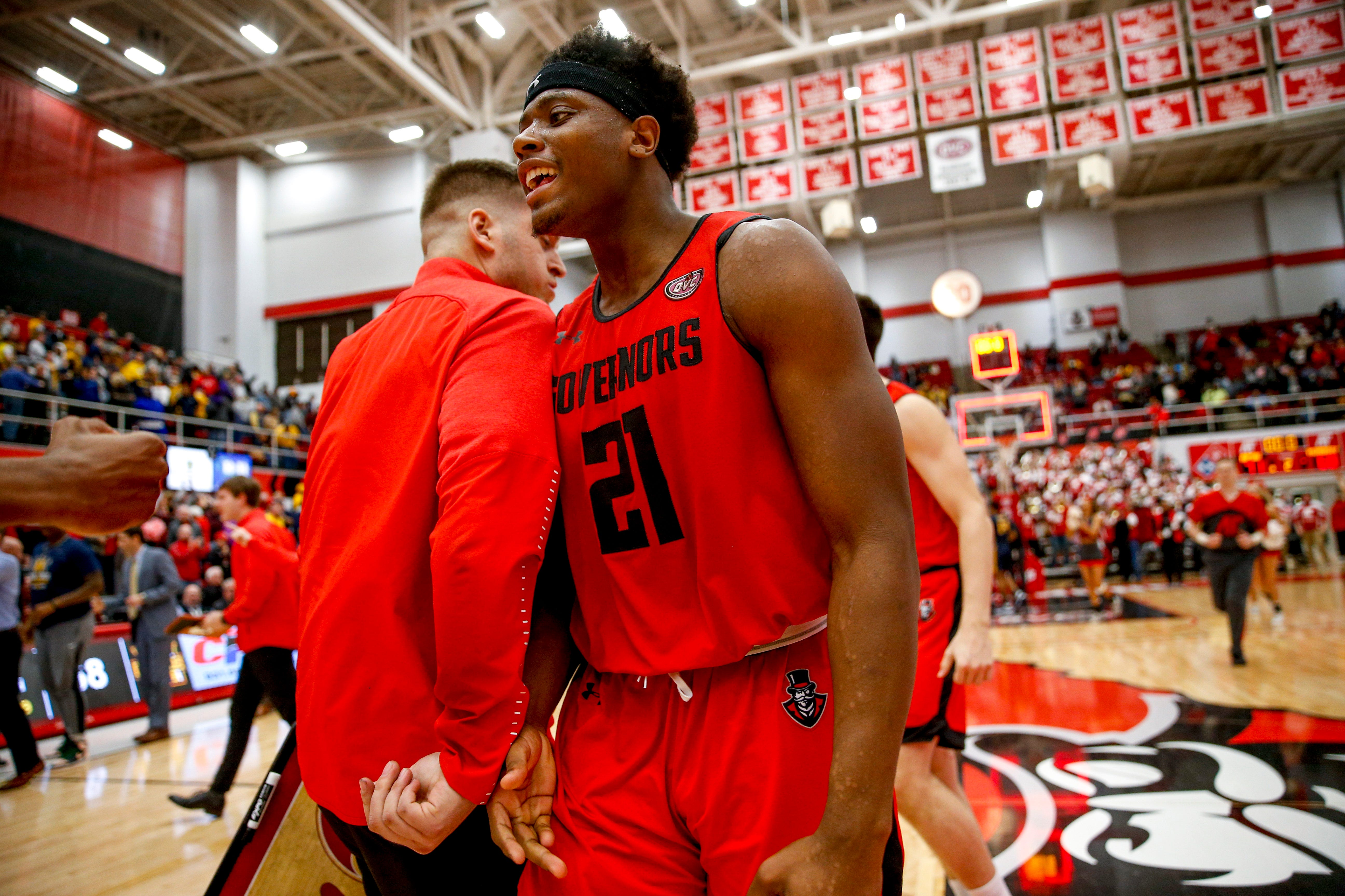 Terry Taylor Was Thinking Nba Draft Before Austin Peay Season Started