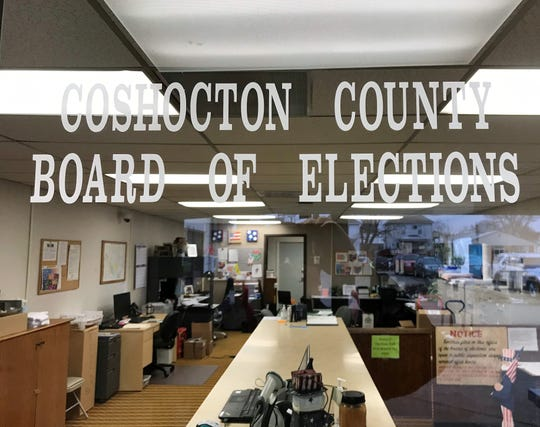 Coshocton County Board of Elections
