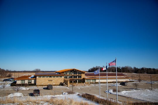 The Fred Maytag II Scout Center in Des Moines Friday, Feb. 14, 2020.