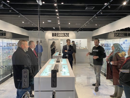 Breeze provisioning center is now open in Hazel Park.