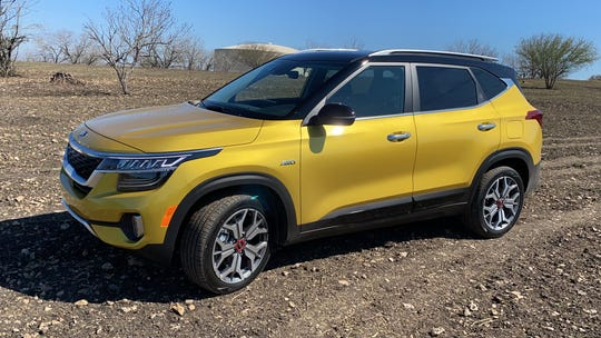 2021 Kia Seltos brings Telluride style to affordable small SUV