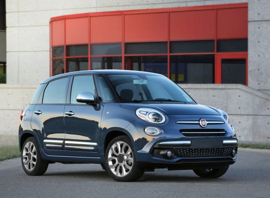 The coronavirus outbreak is affecting production at the plant that makes the Fiat 500L.